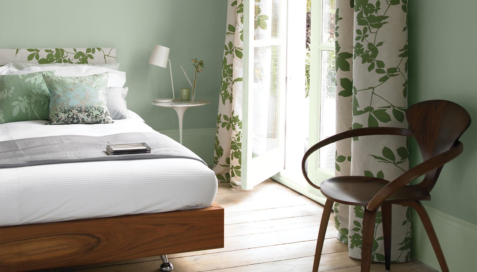 tie dye wallpaper for bedrooms