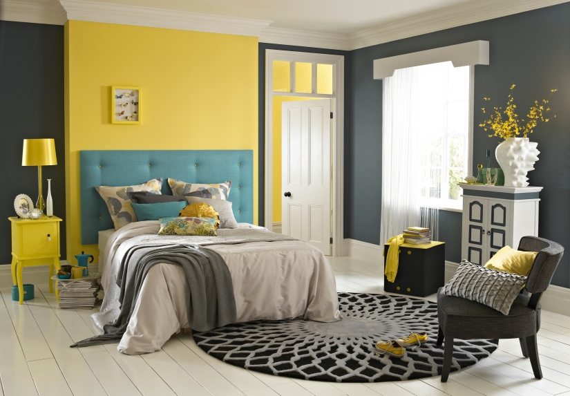 5 ways to spruce up your bedroom with Dulux Amazing Space Paint
