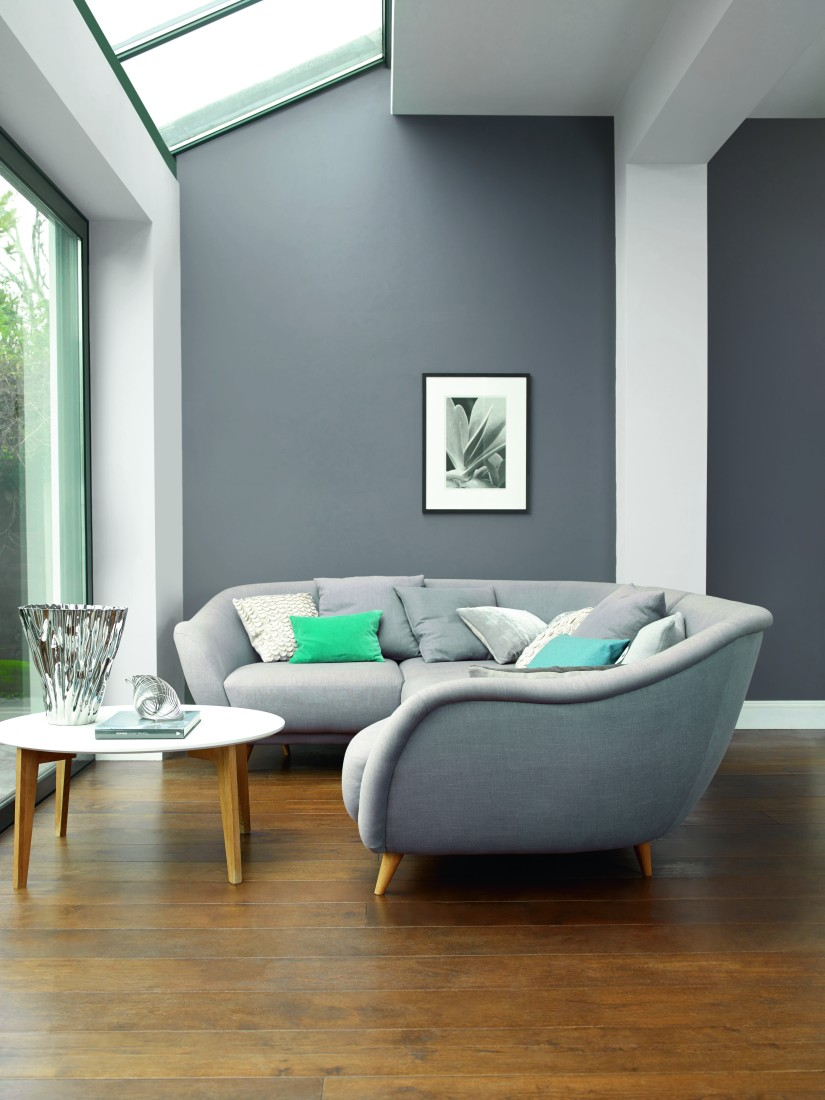 5 ways to use grey paint in your home